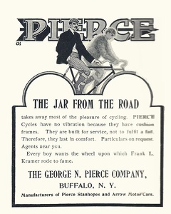 Pierce Bicycles -1904A