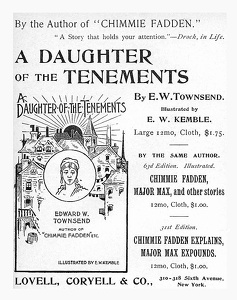 Daughter of the Tenements -1895A