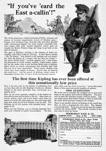 Kipling's Mandalay Edition -1926A
