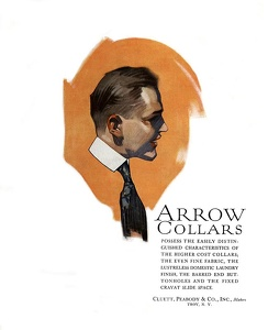 Arrow Collars -1918A