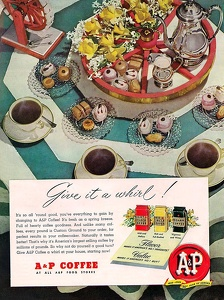 A and P Coffee -1949A