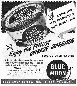 Blue Moon Cheese Spreads -1946A