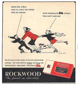 Rockwood Chocolate Bits -1946A