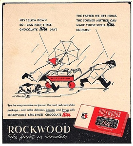 Rockwood Chocolate Bits -1947A