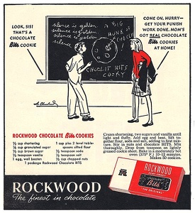 Rockwood Chocolate Bits -1948A