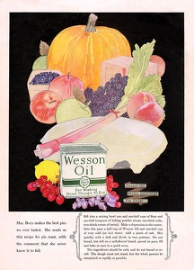 Wesson Oil -1924A