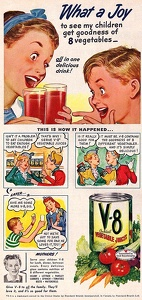 V8 Vegetable Juice -1948A