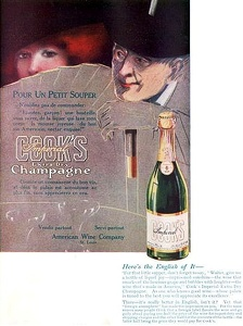 Cook's Champagne -1913A