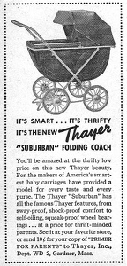 Thayer Baby Carriages -1948A