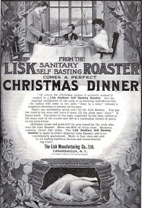Lisk Self-Basting Roaster -1906A