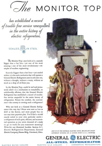 General Electric Refrigerators -1930A