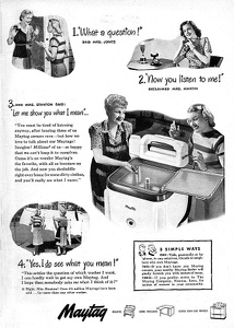Maytag Washing Machines -1947A