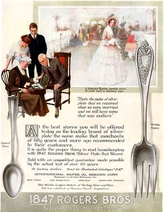 1847 Rogers Brothers Silverware -1915A