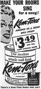 Kem-tone Wall Paint -1947A