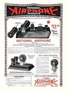 Airphone Products -1923A