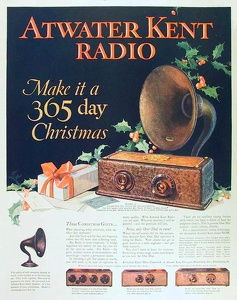 Atwater Kent Radios -1926A