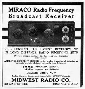 Midwest Radio -1922A