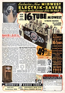 Midwest Radio -1936A