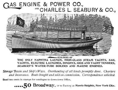 Seabury Launches -1897A