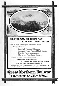 Great Northern Railway -1906A
