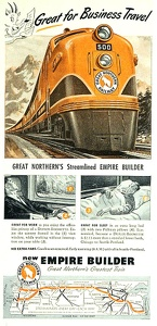 Great Northern Railway -1948A