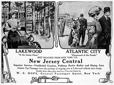 Jersey Central -1907A