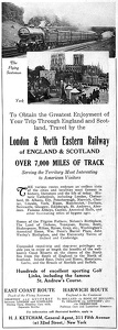 London and North Eastern Railway -1923A