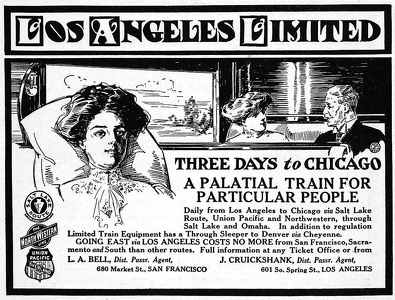Los Angeles Limited -1910A