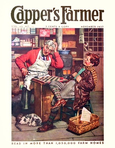 Capper's Farmer 1937-11