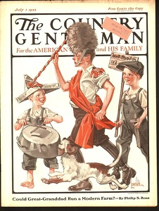 Country Gentleman 1922-07-01