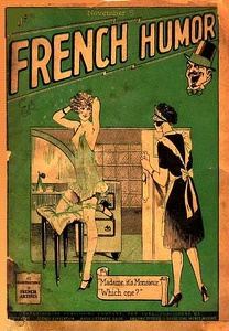 French Humor 1927-11-05