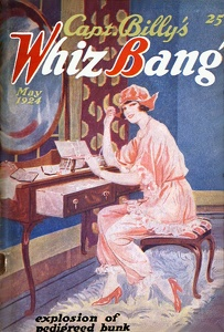 Capt. Billy's Whiz Bang 1924-05