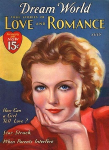 Dream World Love and Romance 1932-07