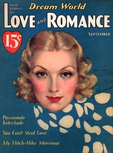 Dream World Love and Romance 1933-09