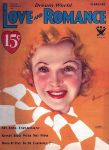 Dream World Love and Romance 1934-02