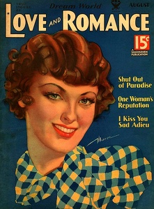 Dream World Love and Romance 1934-08