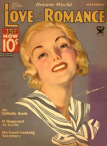 Dream World Love and Romance 1934-09