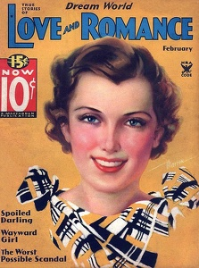 Dream World Love and Romance 1935-02
