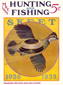 Hunting and Fishing 1933-03