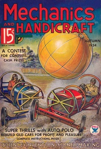 Mechanics and Handicraft 1934-Fall