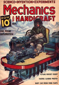 Mechanics and Handicraft 1937-11