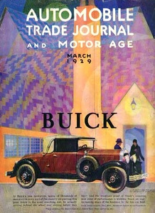 Automobile Trade Journal 1929-03