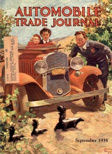 Automobile Trade Journal 1935-09