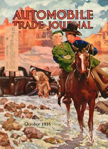 Automobile Trade Journal 1935-10