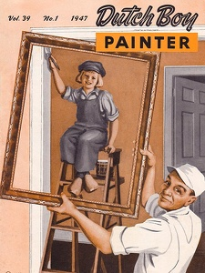 Dutch Boy Painter