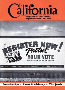 California Magazine 1939-09