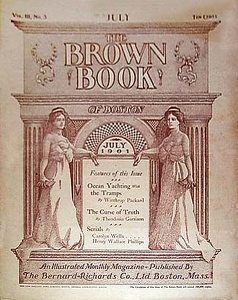 Brown Book of Boston 1901-07