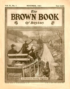 Brown Book of Boston 1901-11