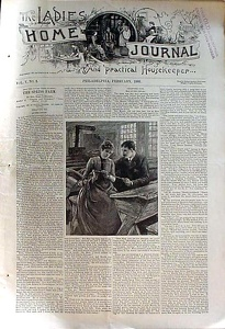 Ladies' Home Journal 1888-02