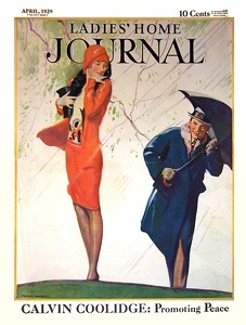 Ladies' Home Journal 1929-04